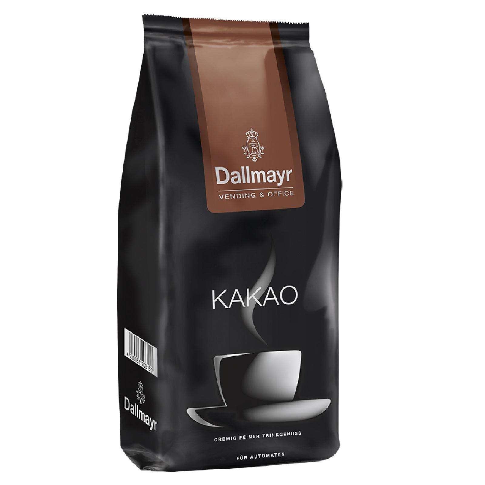 Dallmayr Instant-Kakao 14,5% Kakao für Automaten 10 x 1kg