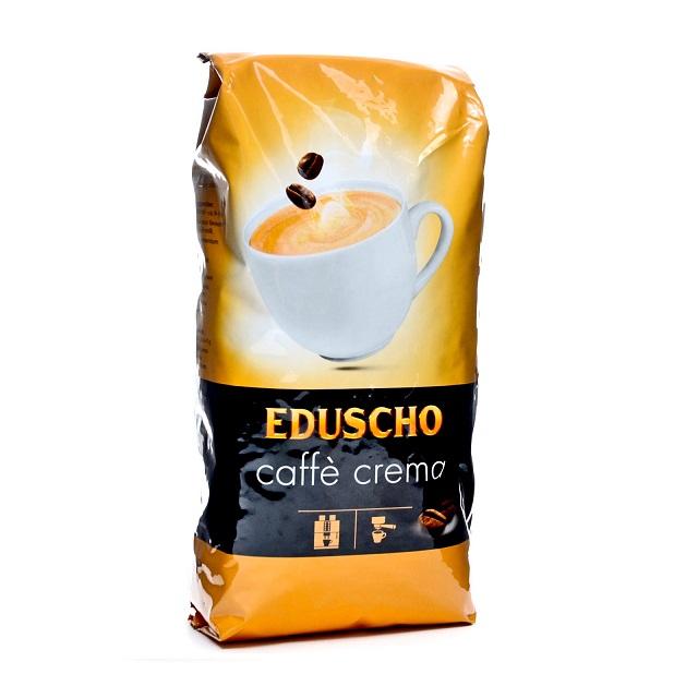 Eduscho Caffe Crema 6 x 1Kg ganze Kaffeebohnen