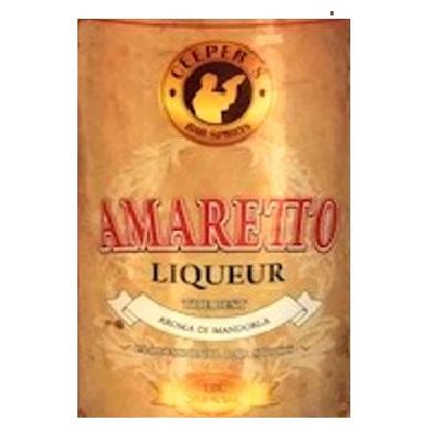 Ceeper´s Amaretto Likör 1 Liter 20% vol.