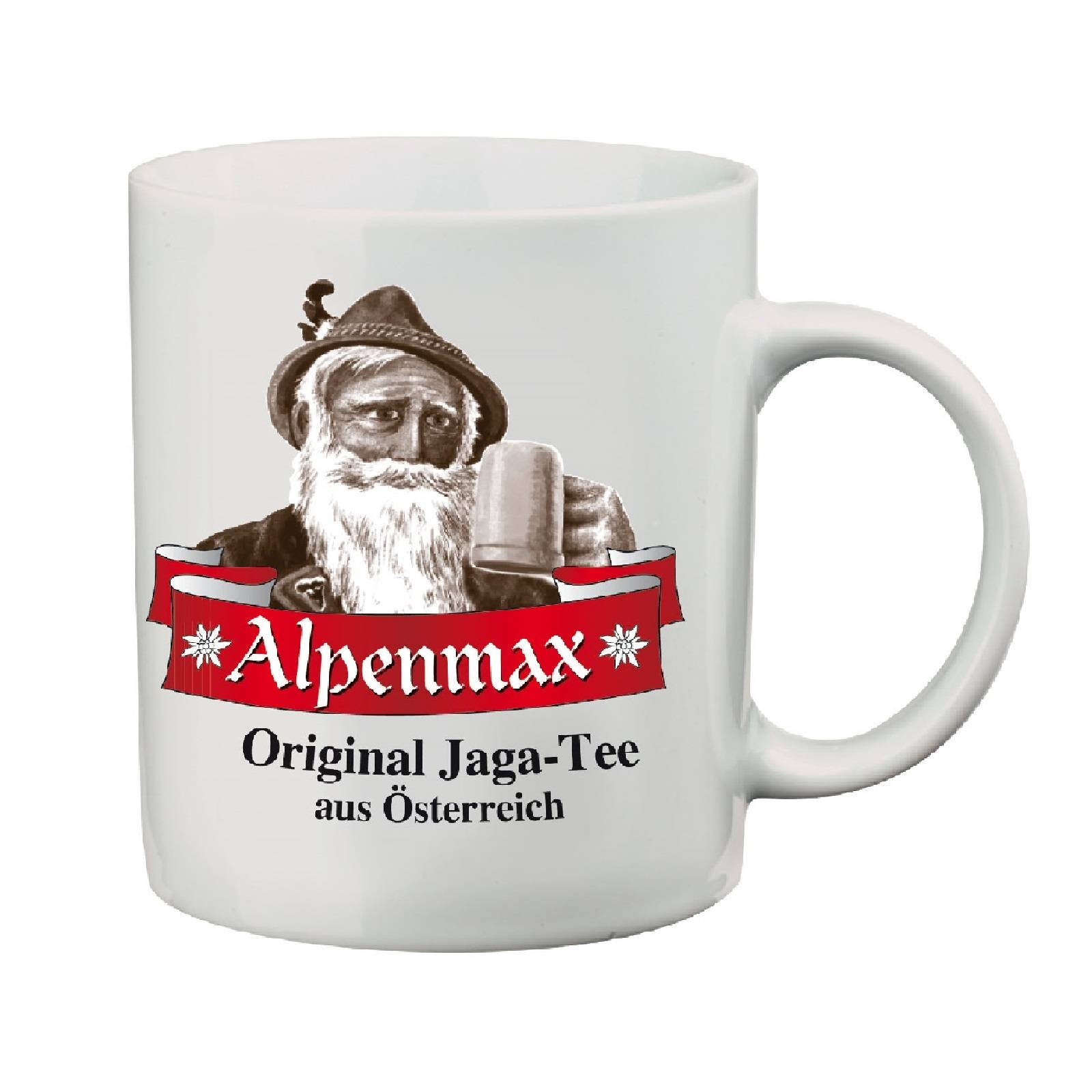 Alpenmax Jaga-Tee Tasse Becher Nannerl 250 ml
