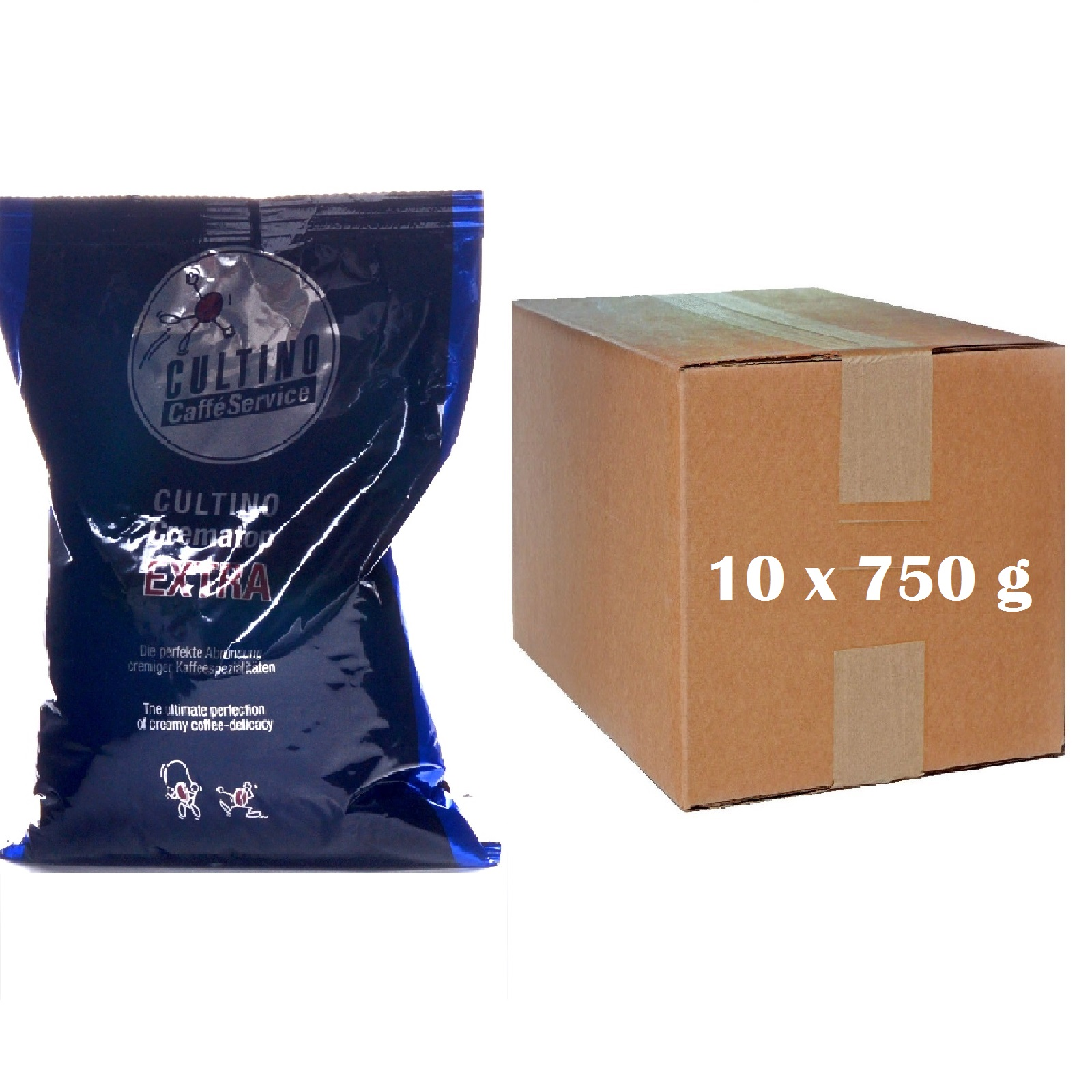 Cultino Crematop Extra Topping 10 x 750g Milchpulver