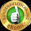 ekomi zertificat gold