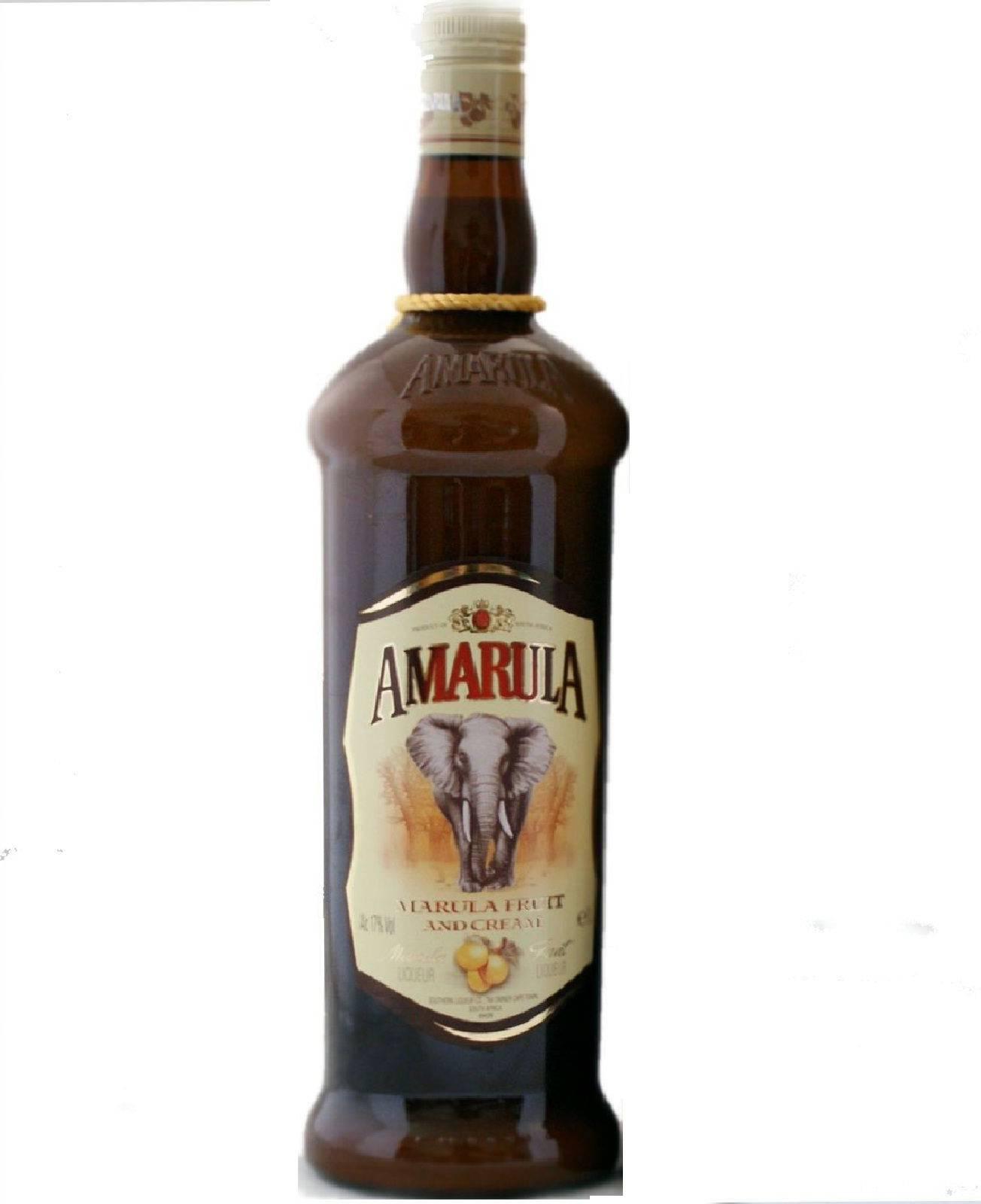 Amarula Likör Cream 17% 1l Liqueur