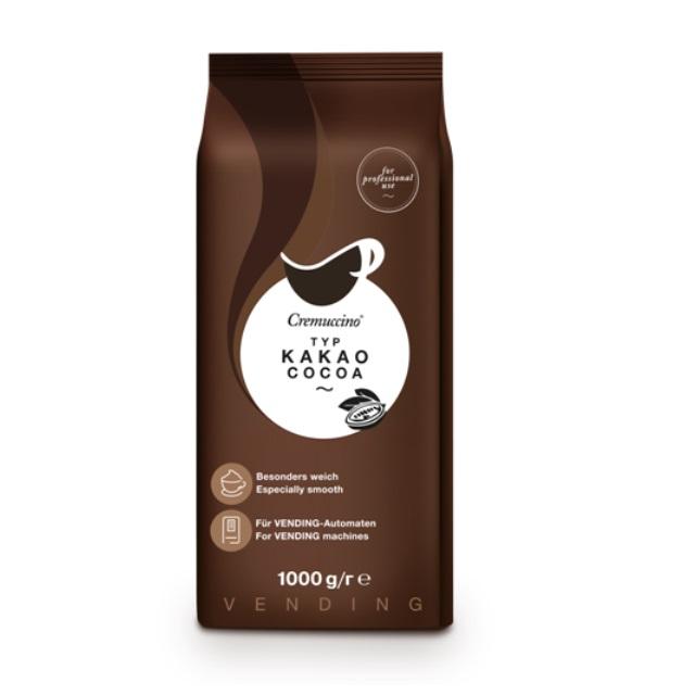 Tchibo Professional Kakao Cremuccino Cocoa 1Kg Vending