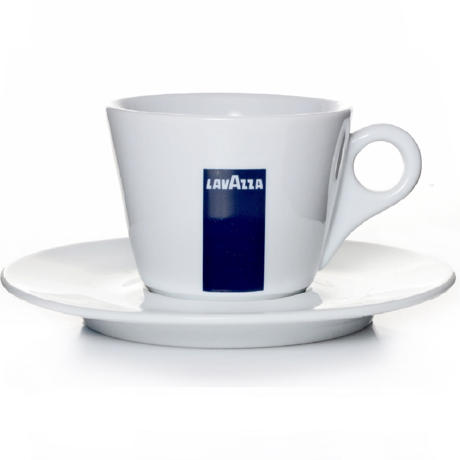 Lavazza Milchkaffee Tasse mit Untertasse BLU Collection