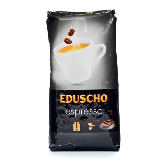 Eduscho Espresso 6 x 1Kg Kaffee Espressobohnen