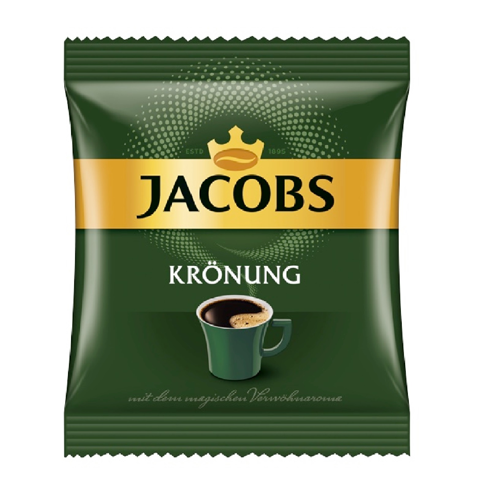 Jacobs Krönung 80 x 60g Röstkaffee gemahlen