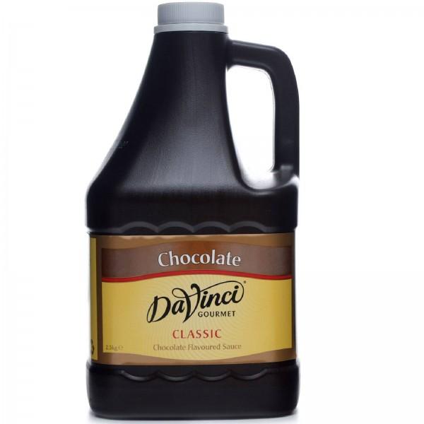 DaVinciChocolateFlavouredSauce25kg