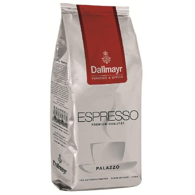 Dallmayr Palazzo Espresso 8 x 1Kg ganze Bohnen