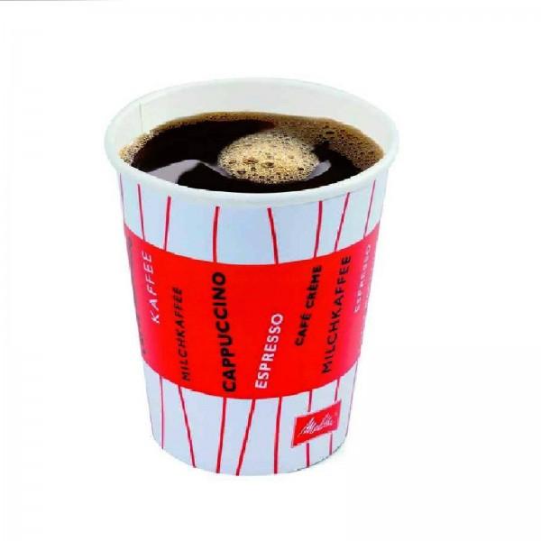 melittacoffeetogobecherhartpapierbecher150ml