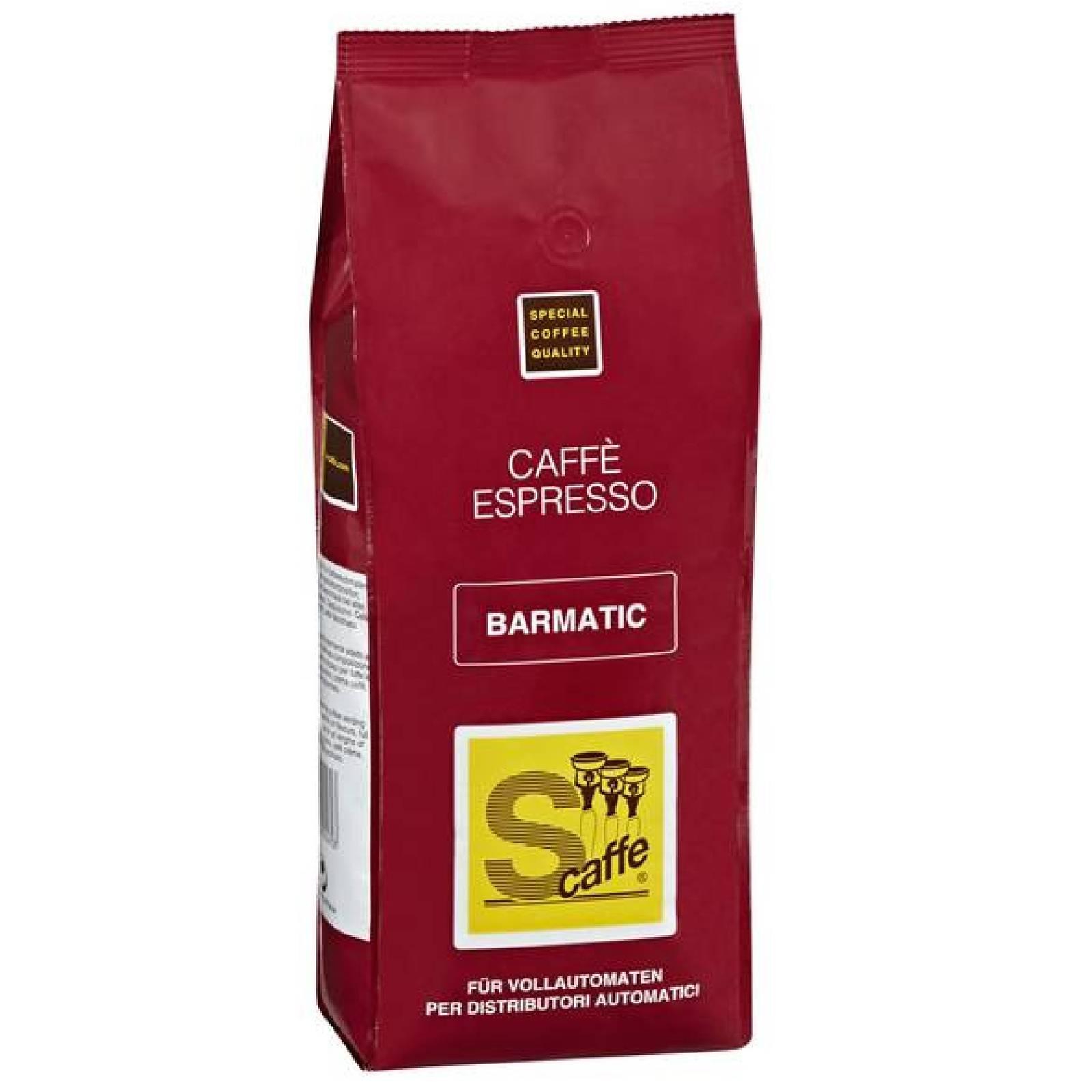 Cafè Espresso Barmatic 1000g Kaffee ganze Bohnen