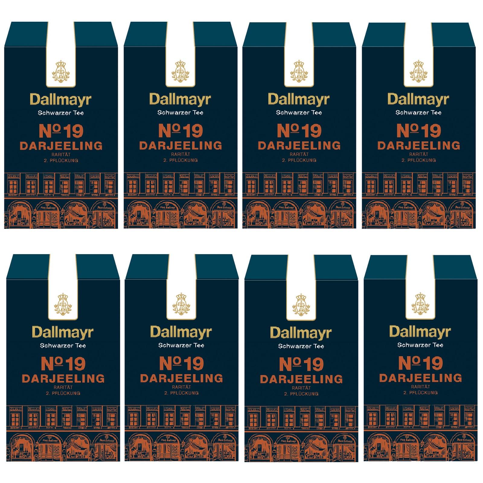 Dallmayr Schwarzer Tee No.16 Ostfriesen-Kleinblattmischung 1 x 100g