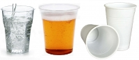 Plastikbecher - Clear Cups