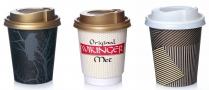 Kaffeebecher mit Deckel
