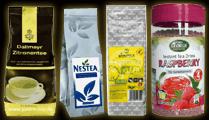 Instant Tee & Automaten Tee