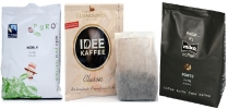 Filterkaffee - Pouches