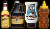 Kaffeesirup & Aroma Sirup