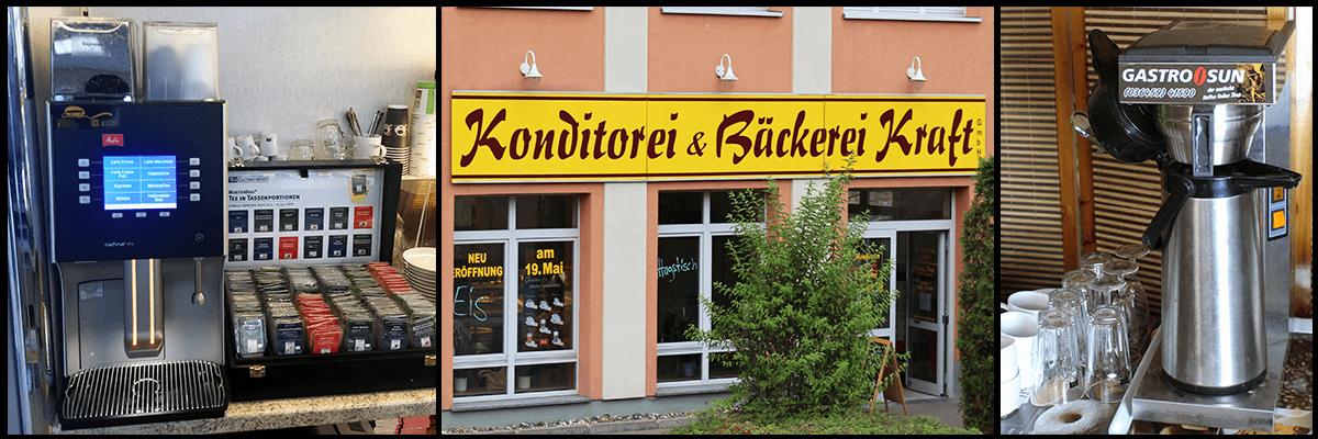 Kaffeemaschinen Service Bäckerei