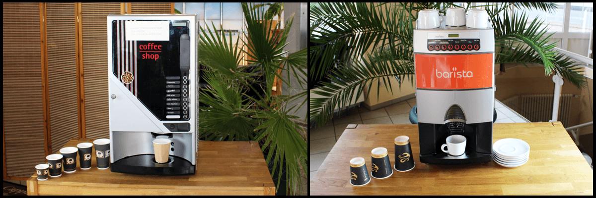 Kaffee-Service Bistro