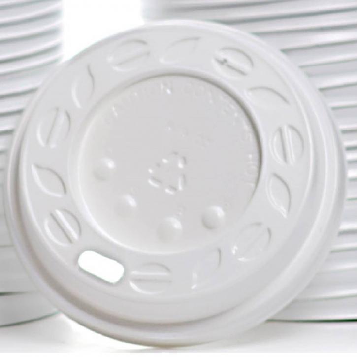 1.000 Deckel Ø82mm für Kaffeebecher/ Pappbecher 250ml
