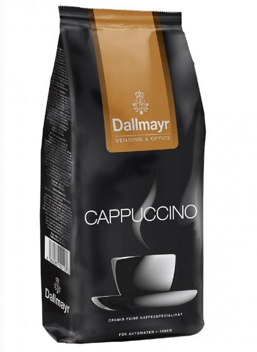 Dallmayr Cappuccino mit 8,9% Kaffee 1kg