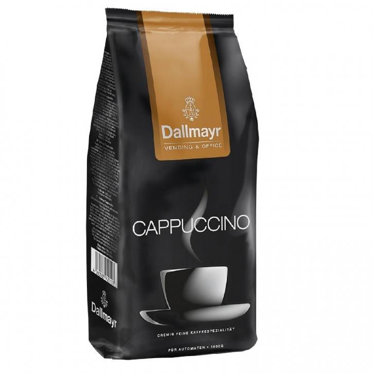 Dallmayr Cappuccino Vanille 1kg für Automaten