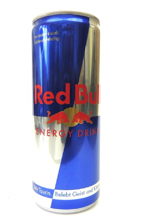 does energy drinks have bull sperm in them