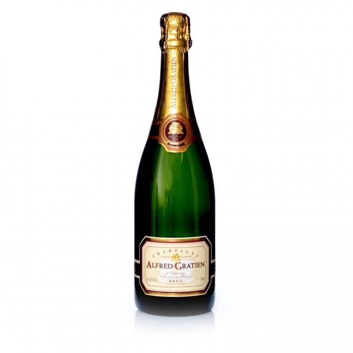 Alfred Gratien Champagner