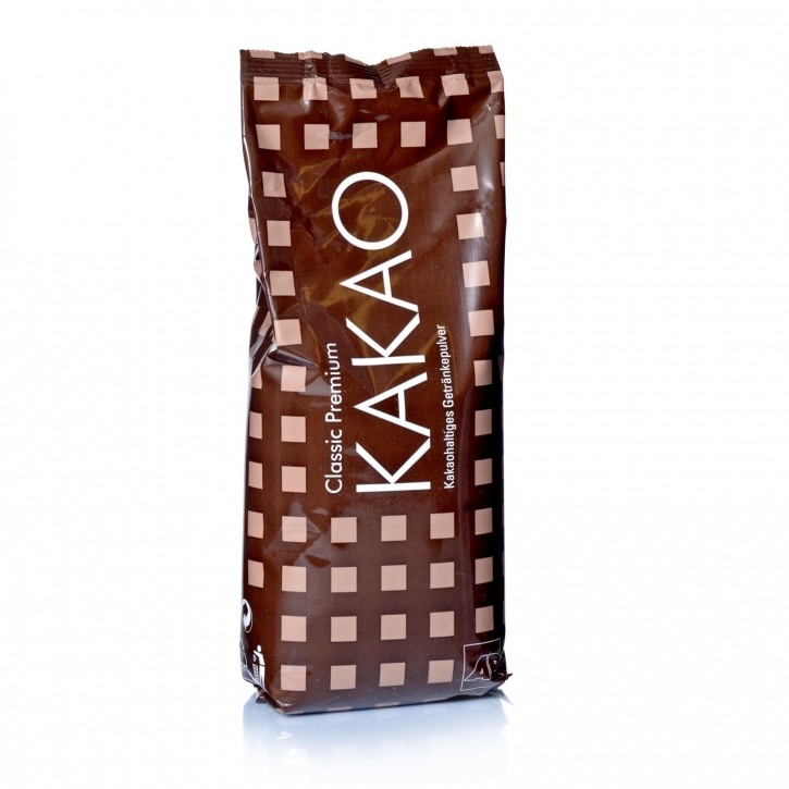 AP Classic Premium Kakao 1kg Trinkschokolade