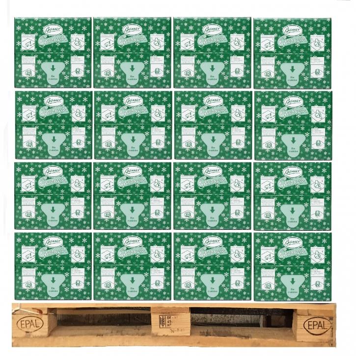 Bauer Glühwein Weiss 1 Palette Weißer Glühwein 54 x 10 Liter BIB