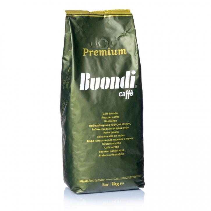 Nestlé Buondi Caffé Premium Portugal Espresso 6 x 1Kg ganze Bohne