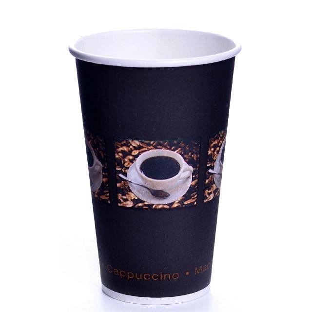 Coffee Beans Pappbecher 33cl Einwegbecher 0,3l Becher 1000 Stk.