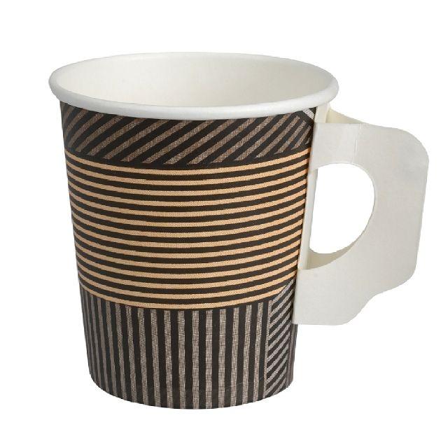 Coffee to go Becher mit Henkel 0,18l Pappbecher Enjoy 1000 Stk