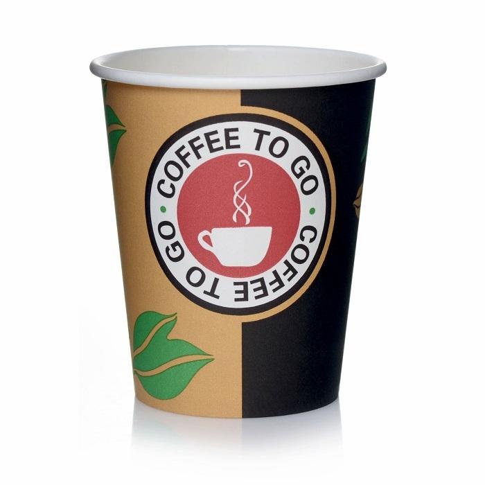1.000 Coffee to go Becher 0,1l Kaffeebecher Pappbecher Espressobecher