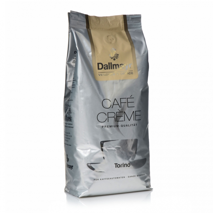 Dallmayr Café Créme Torino V&O 1Kg ganze Bohne