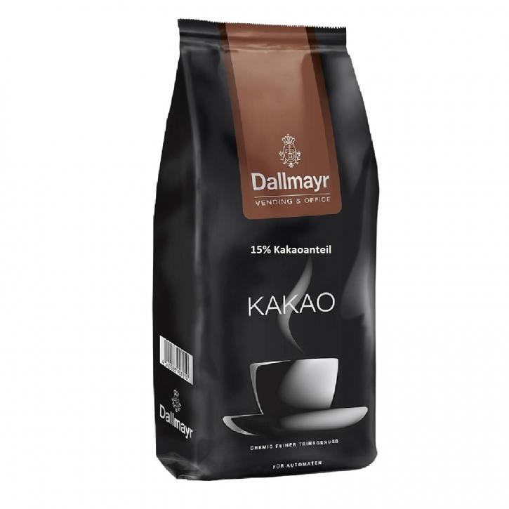Dallmayr Kakao UTZ 1kg Kakaoanteil 15%