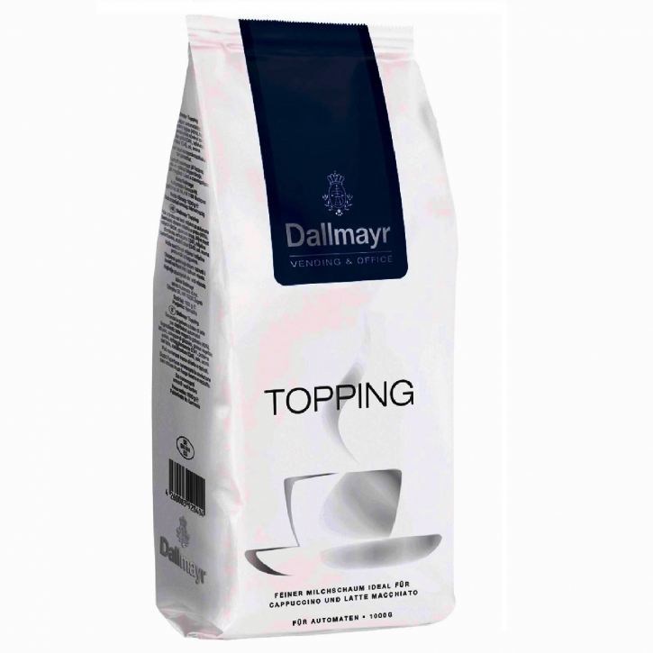 Dallmayr Topping Milchpulver 1kg Vending