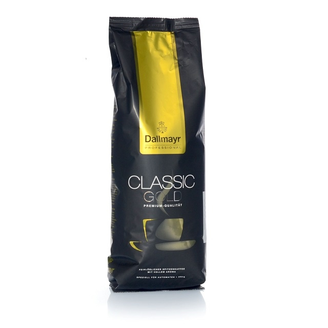 Dallmayr Classic Gold Instantkaffee würzig & intensiv 500g Vending