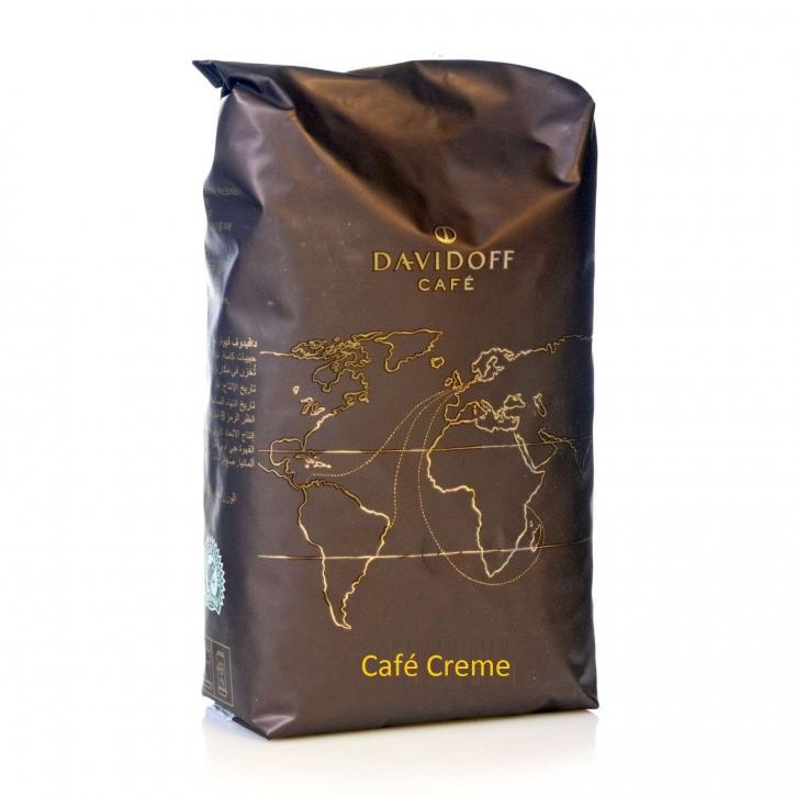 Davidoff Café Creme - 500g ganze Bohne