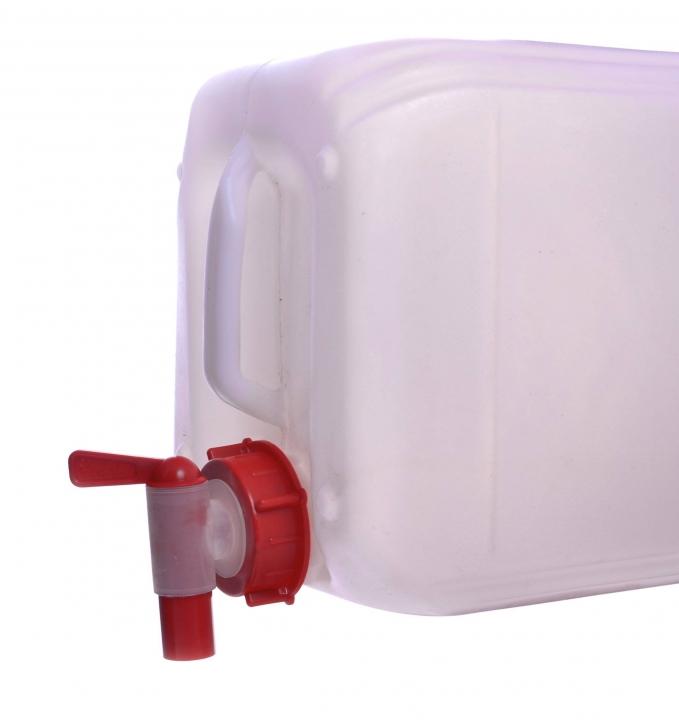 Auslaufhahn für Met Kanister Behn Dosierhahn 10 Liter