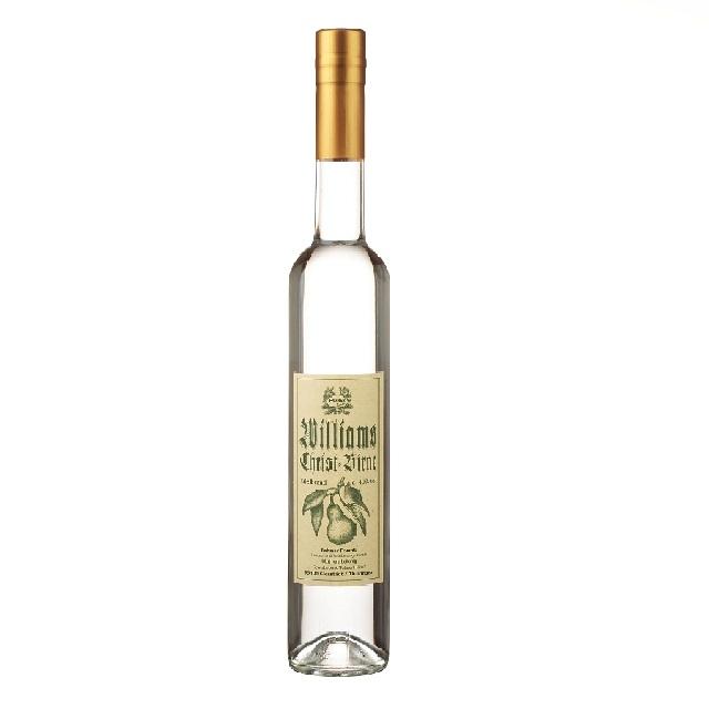 Fahner Williams Christ- Birne Edelbrand 0,5l Bordeaux Flasche 40% vol