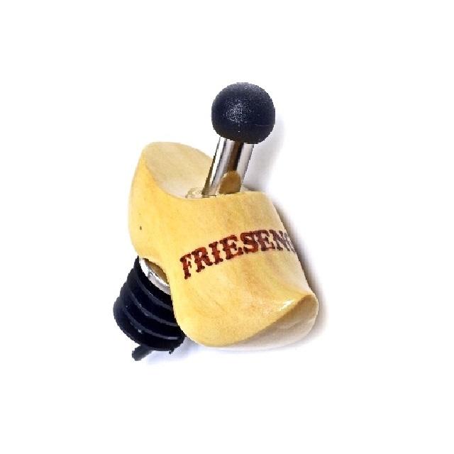 Friesengeist Ausgießer Holzschuh für 0,5l - 0,7l Flasche
