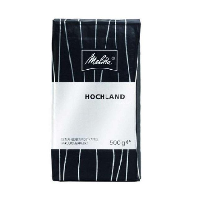 Melitta Hochland Classic 12 x 500g Kaffee gemahlen