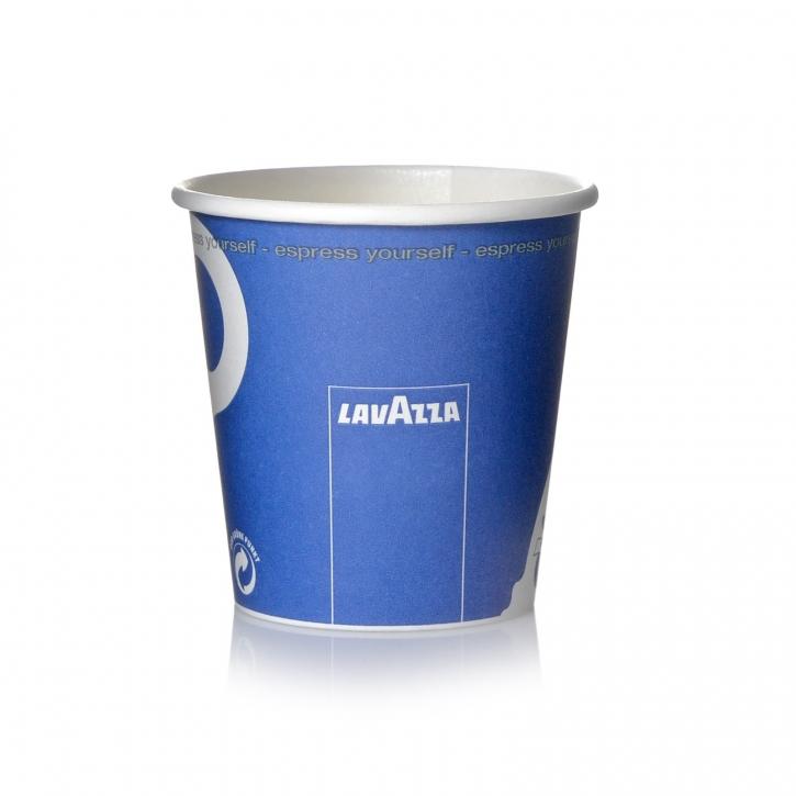Lavazza Coffee to go Becher 100cc Espressobecher 80 Stk