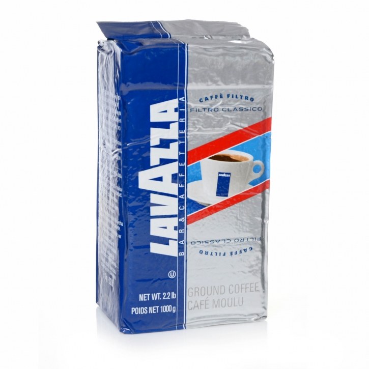 Lavazza Filtro Classico Premium 6 x 1Kg Filter-Kaffee