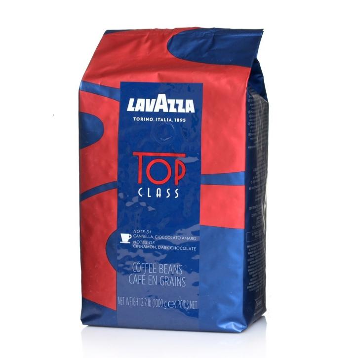 Lavazza Top Class Espresso 1kg ganze Bohnen