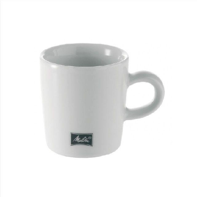 Melitta Espressotassen 6 Stk. mit Henkel M-Cup