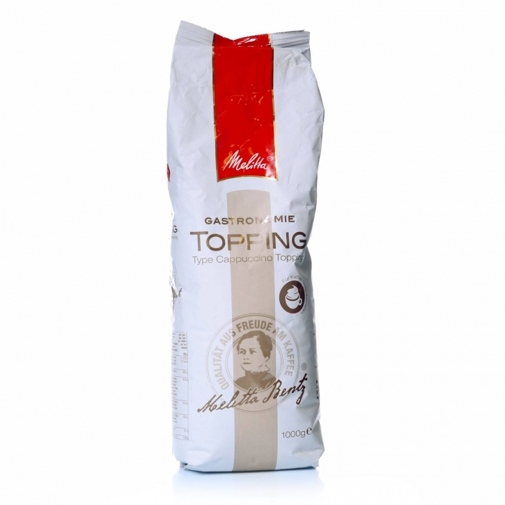 Melitta Gastronomie Cappuccino Topping 10 x 1 Kg Milchpulver