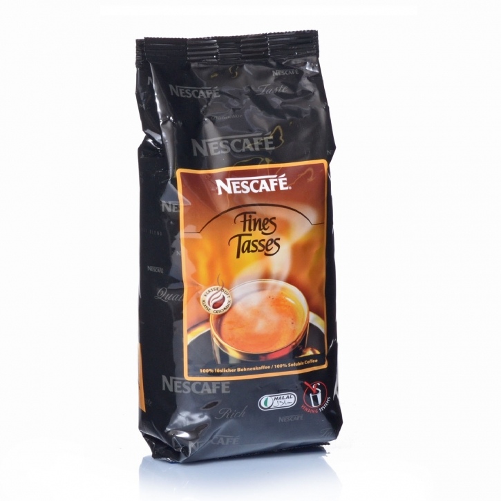 Nescafé Fines Tasses Espresso Nestlé 12 Beutel x 250g Instant-Kaffee