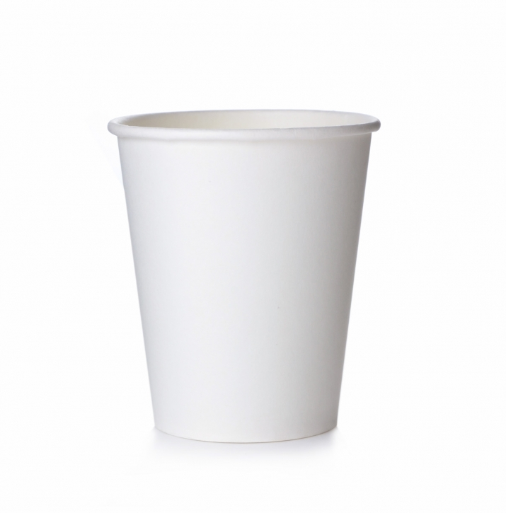 Coffee to go Becher 24cl Pappbecher Neutral 50 Stk.